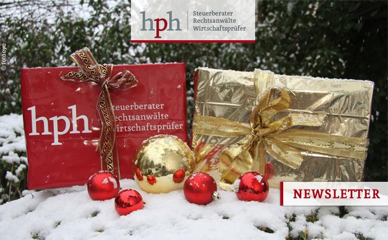 Newsletter Dezember