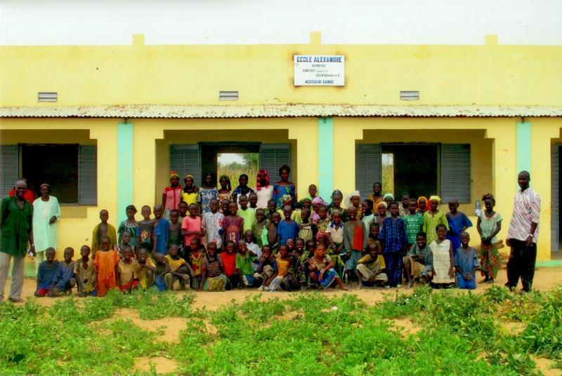 Neueröffnung der École Alexandre II